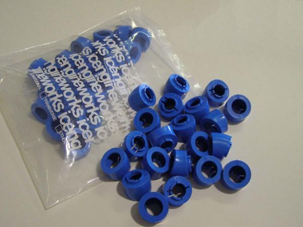 """icengineworks Zusatz Block Set / 1625 Serie / 40 Teile / 3"""" MLR / 1-5/8"""" (42mm)"""