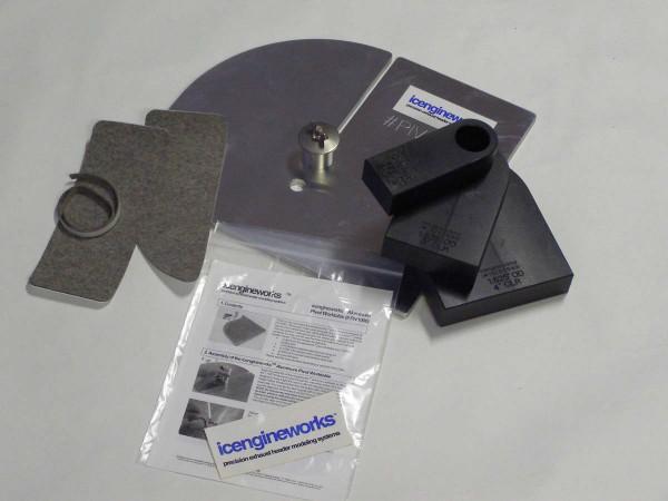 """icengineworks CUT Rohrzuschnitt Werkzeug / 1750 Serie / 1-3/4"""" (45mm) (Schritt 2)"""