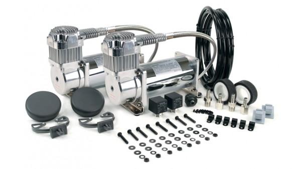 Viair400C Dual Pack Kompressor - 10,3 BAR