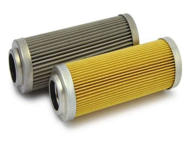 FueLab Austauschfilterelement / Ersatz Filter 10micron 127mm