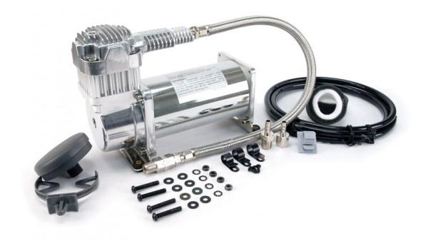 Viair 380C Chrome Kompressor - 13,8 BAR