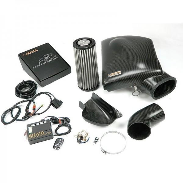 ARMA Carbon Airbox Variable Ansaugung BMW F10 535